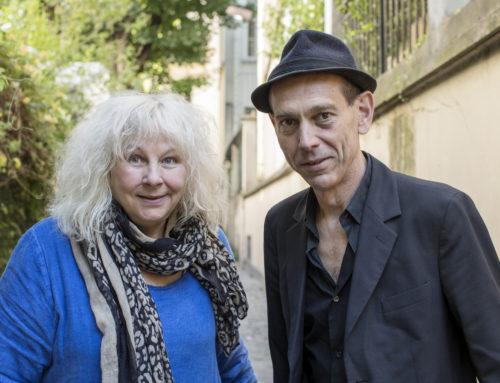 Yolande Moreau & Christian Olivier «Prévert»