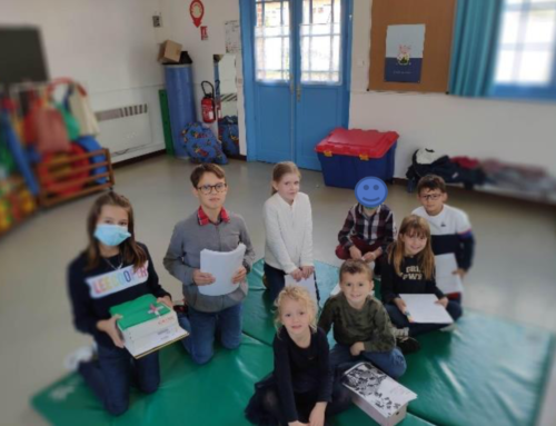 Au Bord de l'Ancre : notre éco-école